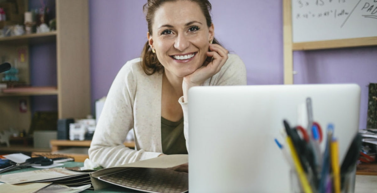 Staying motivated while studying online