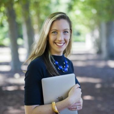 Larissa Beech, VU MBA graduate