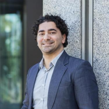Joe Sarraf, VU MBA graduate